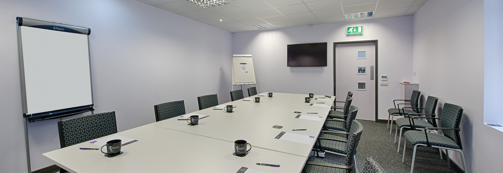 Conference & Training Rooms